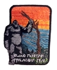 Blood Mountain Big Foot Patch