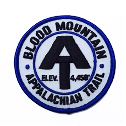 Blood Mountain Patch