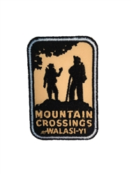 Mountain Crossings Patch