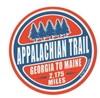 Five Trees Appalachian Trail Sticker