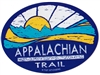 Appalachian Trail Sunset Sticker
