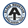 Blood Mountain Sticker