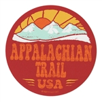 1960's Appalachian Trail Sticker