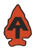 Appalachian Trail Arrow Sticker