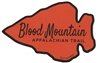 Blood Mountain Arrow Sticker