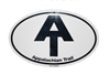 Appalachian Trail Oval Sticker
