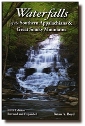 Waterfalls of the Southern Appalachian and Great Smoky Mountains