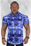 Damien Elite Short Sleeve Dress Shirt