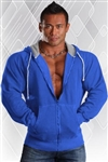 MX3 LIGHT Hooded Gym Jacket
