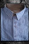 SAMPLE Premium Dress Shirt #114