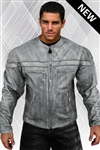 Avion Leather Jacket