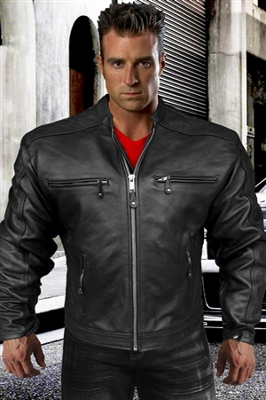HI OCTANE LEATHER JACKET