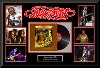 Aerosmith Toys in the Attic Album Collage Frm.