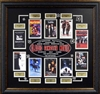 Gangster Movie Collage Framed