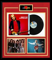 Tom Petty and the Heartbreakers Album Collage Frm.
