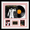 Elvis Presley That's the Way It Is Vinyl Album Collage Frm.