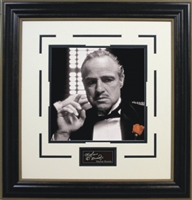 "Marlon Brando Framed ""Godfather"""