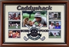 Caddyshack Movie Collage Framed