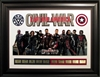 "Captain America ""Civil War"" Framed"