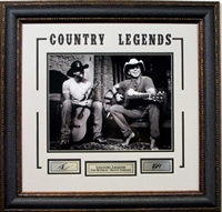 "Kenny Chesney & Tim Mcgraw ""Country Legends"""