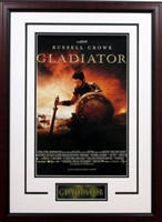 Gladiator Mini Movie Poster