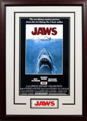 Jaws Mini Movie Poster