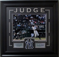 Aaron Judge 11x14 Framed