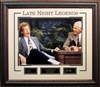 Late Night Legends - Letterman & Carson