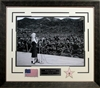 "Marilyn Monroe ""Troops"" Framed"