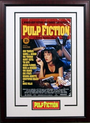 Pulp Fiction Mini Movie Poster