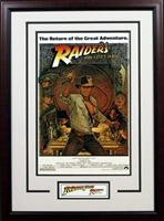 Raiders Of The Lost Ark Mini Movie Poster
