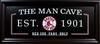 Boston Red Sox The Man Cave Sign