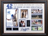 "Jackie Robinson ""42"" 7 Pic Collage"