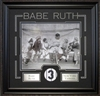 Babe Ruth 11x14 w/Kids in Dugout Framed