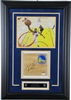 Kevin Durant Signed and Framed Floor Piece