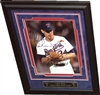 "Nolan Ryan ""Blood"" 8x10 Framed w/inscription"