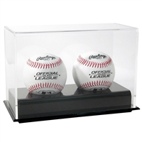 Double Baseball Case black base