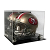 Deluxe Full Size Football Helmet Case Black Base