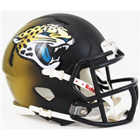 Jacksonville Jaguars Mini Speed Helmet