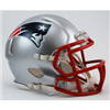 New England Patriots Mini Speed Helmet