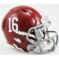 Alabama Mini Speed Helmet