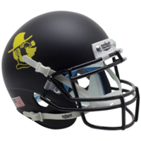 Appalachian State Schutt Mini Helmet - Yosef Black