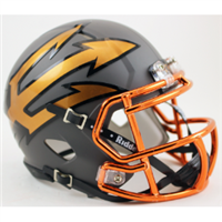 Arizona State Mini Speed Helmet - Desert Hammer
