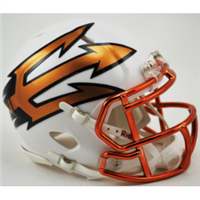 Arizona State Mini Speed Helmet - Desert Ice