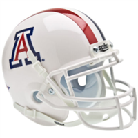 Arizona Schutt Mini Helmet - White