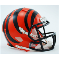 Cincinnati Bengals Mini Speed Helmet