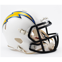 Los Angeles Chargers Mini Speed Helmet