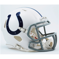 Indianapolis Colts Mini Speed Helmet