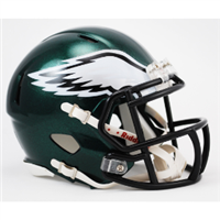 Philadelphia Eagles Mini Speed Helmet
