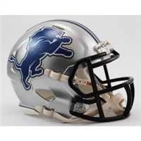 Detroit Lions Mini Speed Helmet